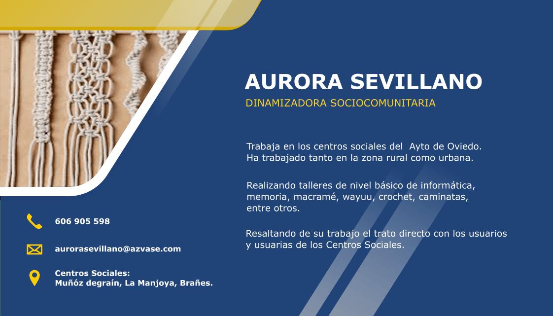 Aurora Sevillano