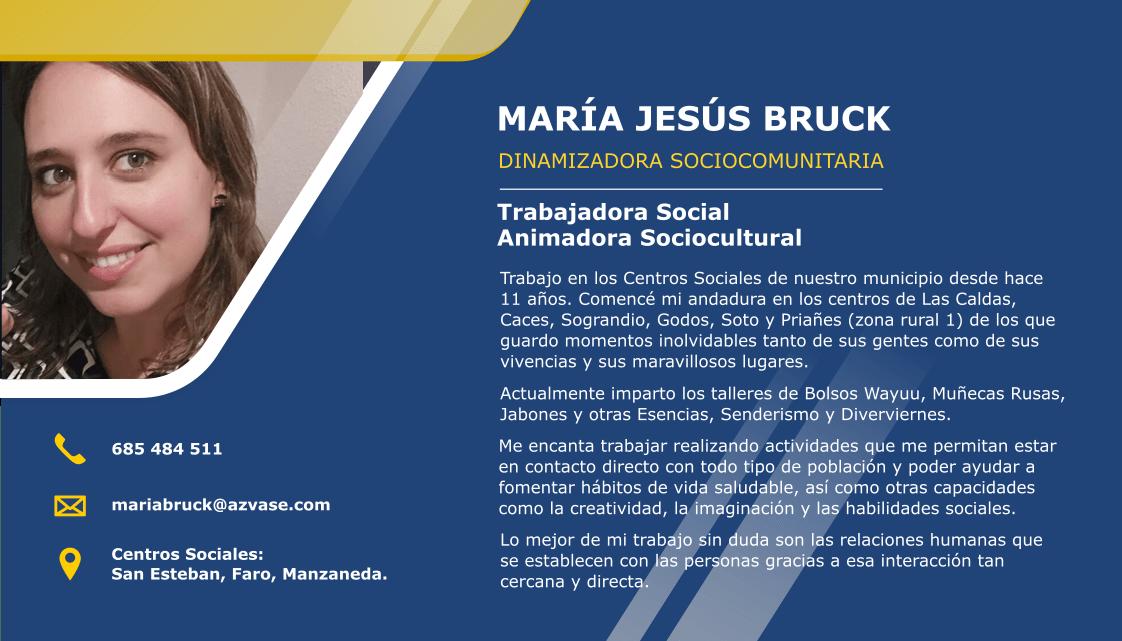 María Jesús Bruck