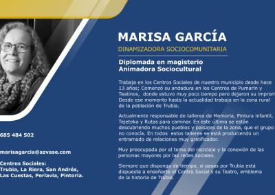 Marisa García