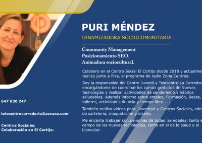 Puri Méndez