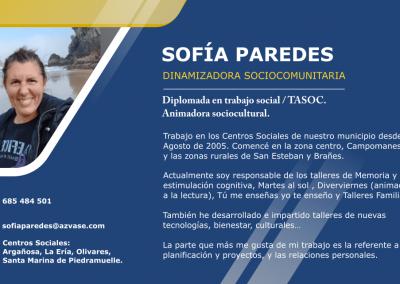 Sofía Paredes