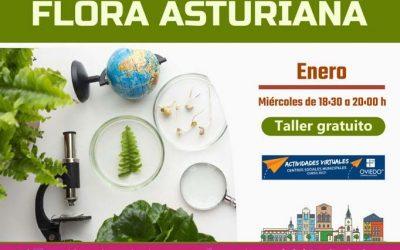 Curso de FLORA ASTURIANA