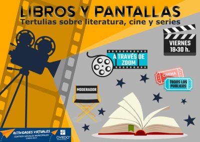 LIBROS Y PANTALLAS