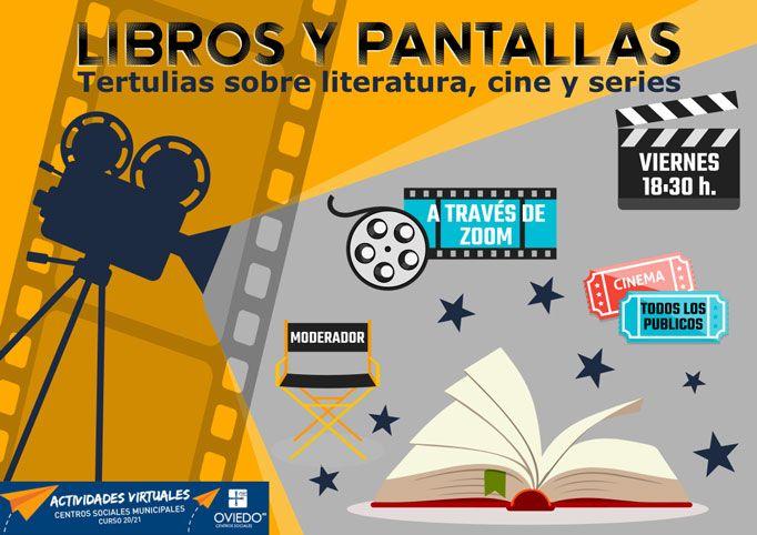 Curso de LIBROS Y PANTALLAS