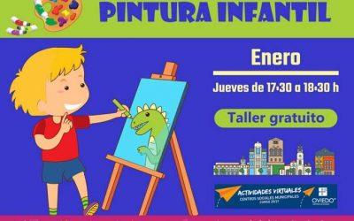 Curso de PINTURA INFANTIL