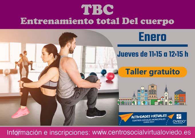Curso de TBC -TRABAJO CORPORAL TOTAL-