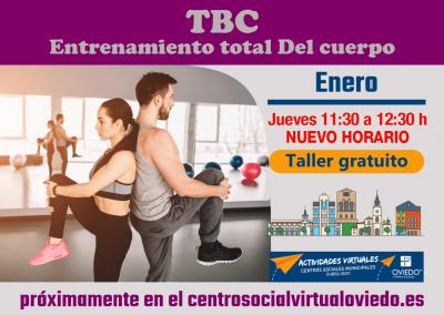 TBC -TRABAJO CORPORAL TOTAL-