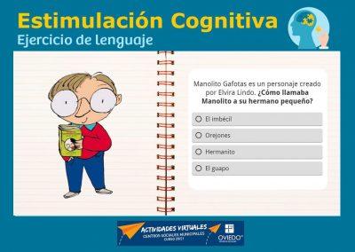 Estimulación Cognitiva Lenguaje 34