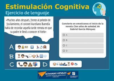 Estimulación Cognitiva Lenguaje 40