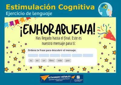 Estimulación Cognitiva Lenguaje 42