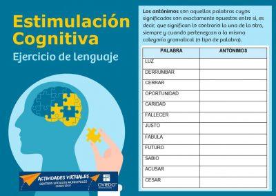 Estimulación Cognitiva Lenguaje 45