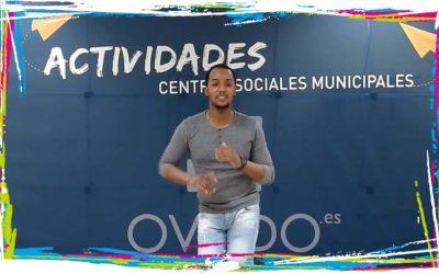 Bailes Latinos (Animación Sociocultural) 1