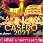 Concurso Carnaval Casero 2021 Participantes