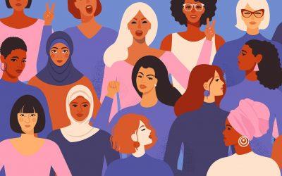 Día Internacional De La Mujer Post