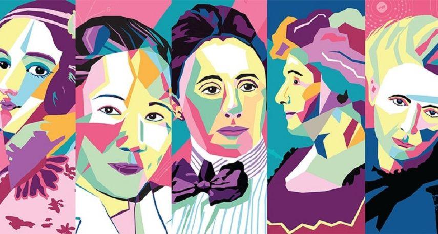 Día Internacional De La Mujer Y La Ciencia Post