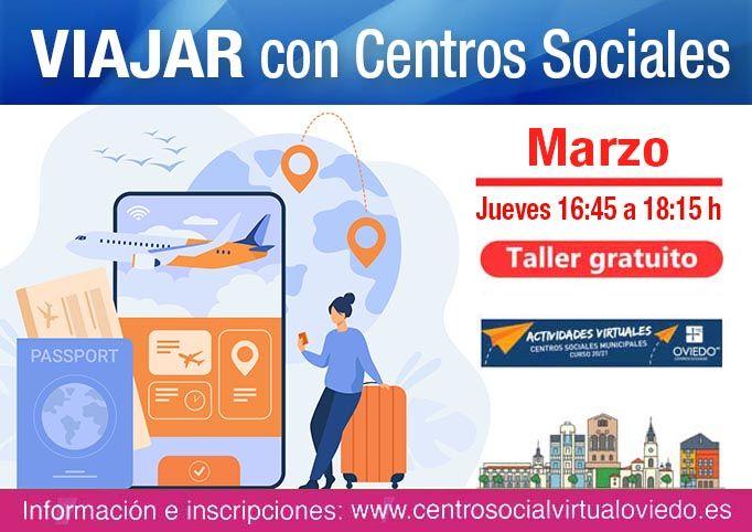 VIAJAR Con Centros Sociales