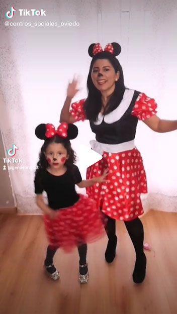 Vídeo 12 #madrehijamarchosaminnie