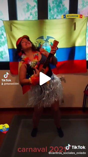 Vídeo 22 Ecuatoriana En Asturias