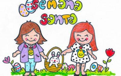 Actividades Infantiles Para Semana Santa 2021 Post