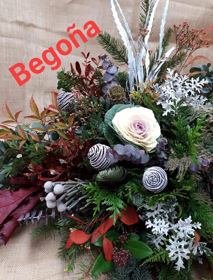 Arreglos Florales 2021 BEGONA CENTRO