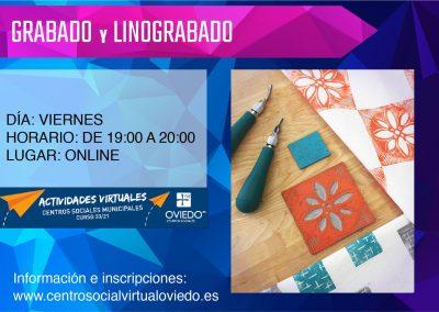 GRABADO Y LINOGRABADO