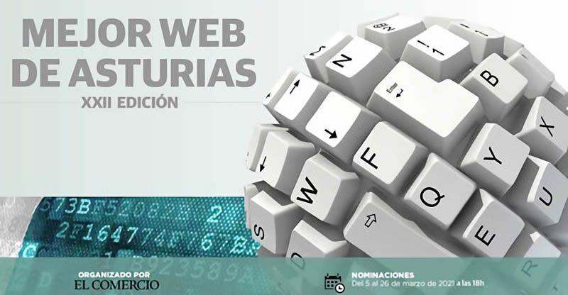 XXII PREMIOS MEJOR WEB ASTURIAS 2020 Post