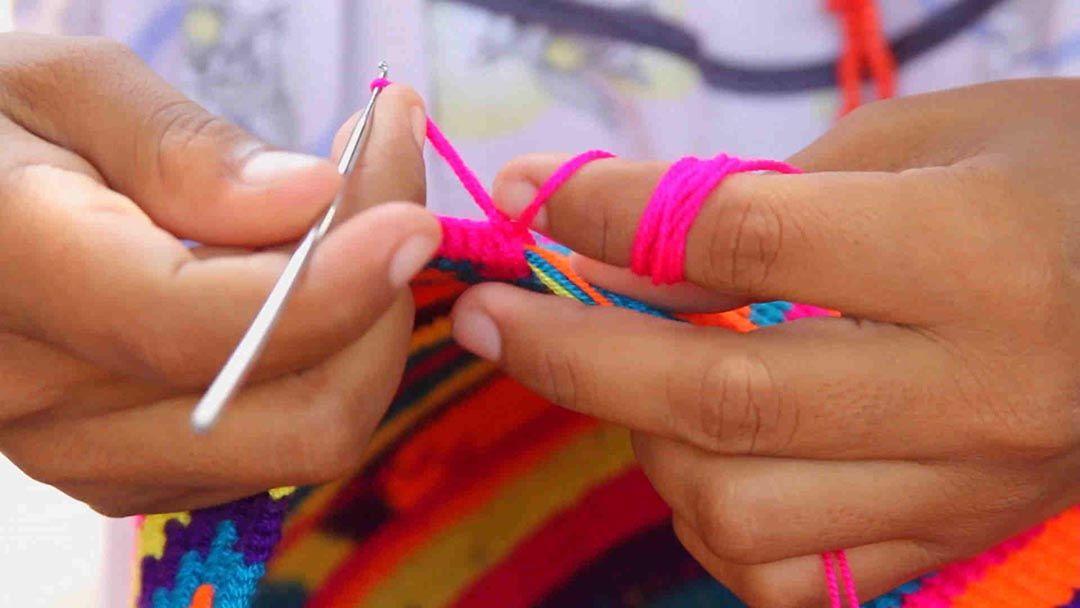 Aprende A Elaborar El Tejido Wayúu Post
