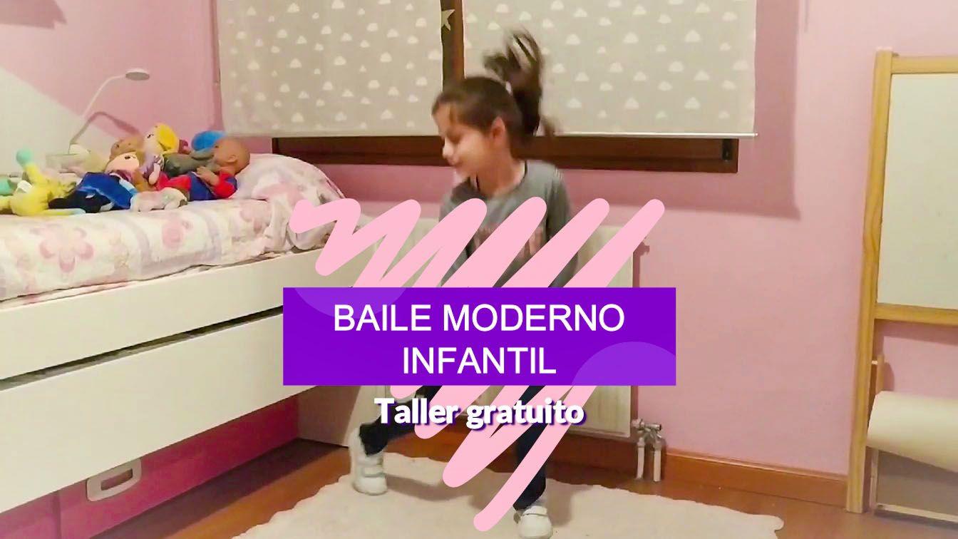 Beneficios Del Baile Moderno Infantil Post