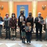 CONCURSO DE DECORACIONES NAVIDEÑAS RECICLADAS DE 2019 Entrega De Premios 2