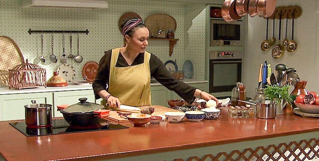 Cocinas Del Mundo Receta LAHMA MHAMARA Post